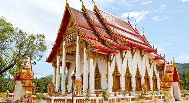 Monuments à voir absolument à Phuket